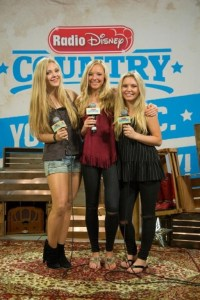 Series featuring teenage country trio Southern Halo launches across multiple Radio Disney Country platforms