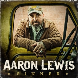 Aaron Lewis' 'SINNER' Debuts Atop The Top 200 Albums, Top Country Albums And Top Digital Albums Charts