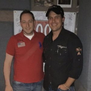 David Shelby Visits 100.9 The CAT