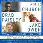 Tropical Storm forces cancelation of Pepsi Gulf Coast Jam