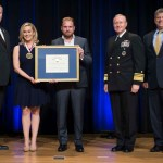 Kellie Pickler Honored With Department of Defense Spirit of Hope Award in D.C.