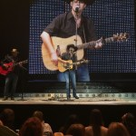 William Michael Morgan fulfills lifelong dream opening for Garth Brooks in Fresno