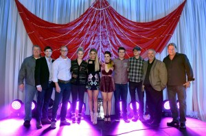 """Kelsea Ballerini toasts to """"Peter Pan"""" with jet-setting No. 1 party"""