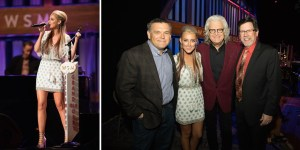 Brooke Eden makes Grand Ole Opry debut on historic Ryman Auditorium Stage
