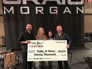 Craig Morgan honors veterans during American Stories Concert Experience Tour in Washington, D.C. and Roanoke, Va.