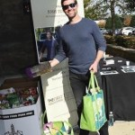 Josh Turner and Cost Plus World Market collect more than 1,000 pounds of food for Second Harvest Food Bank