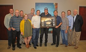 "Rodney Atkins' No. 1 Smash ""Watching You"" Crests Country Aircheck's ""Top 100 Songs of Our Decade"""