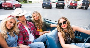"""CMT Hot 20 Countdown gives fans first look at Runaway June's """"Lipstick"""""""
