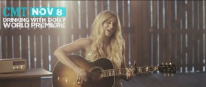 """Stephanie Quayle's """"Drinking With Dolly"""" Video Exclusive Television Premiere On CMT"""