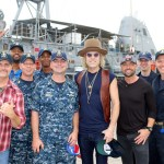 """Big & Rich And CMT Joins Armed Forces Entertainment For First-Ever """"Hot 20 Countdown"""" Specials From Bahrain Military Base"""