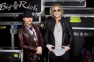 Country Superstar Duo Big & Rich To Headline RIAA/Musicians On Call Inaugural Benefit