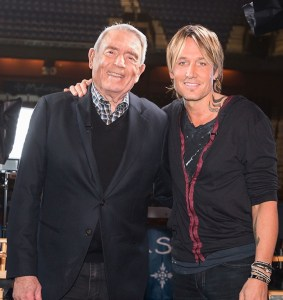 Keith Urban Talks to Dan Rather for an All-New Episode of 'The Big Interview' Tuesday, Dec. 13