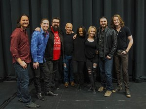 Home Free keeps sold out crowd on its feet at Nashville tour stop earlier this month
