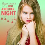 """Tegan Marie unveils angelic video of """"O Holy Night"""""""