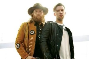 "Brothers Osborne No. 1 most added at country radio with new single ""It Ain't My Fault"""