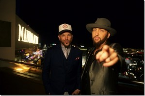 "CMT Premieres LOCASH ""Ring On Every Finger"" Video January 25"