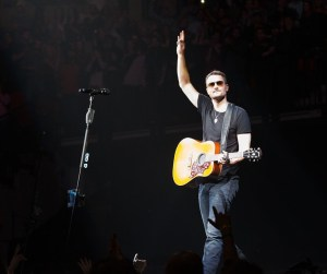 Eric Church breaks ground with very first ticketed, full-length virtual reality concert