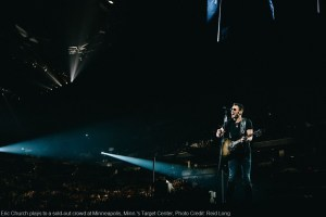 "Eric Church doesn't back down on ""Holdin' My Own Tour"""