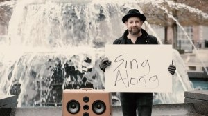 "Kristian Bush shares first look of ""Sing Along"" lyric video today on Billboard"