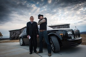 """Screener of Dan Rather's """"The Big Interview"""" with Kid Rock – 5th Season Premieres Feb.14 on AXS TV"""