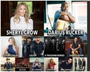 2017 Pepsi SpringJam full lineup announced