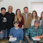 Songwriters Greg Bates and Skip black ink deal with Liv Write Play, LLC