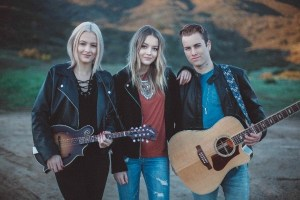 """Country music trio Temecula road premiere music video for first single """"What If I Kissed You"""""""