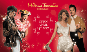Reba to be part of new Madame Tussauds Nashville