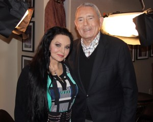 "Crystal Gayle Joins Dan Rather March 7 for an All-New Episode of ""The Big Interview"""