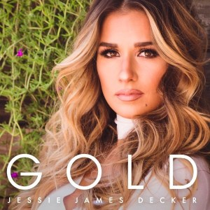 """Jessie James Decker's fans return """"Gold"""" to #1 on iTunes Country Albums Chart"""