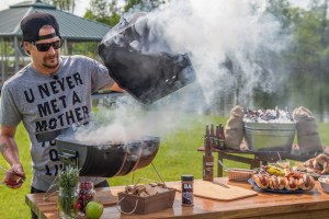 "Just in time for BBQ season, Kid Rock announces new ""American Badass Grill"""