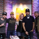The Swon Brothers Stop By America's Morning Show