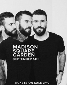 """Sam Hunt's """"Body Like A Back Road"""" Sets Streaming Record; Madison Square Garden Added to Tour"""