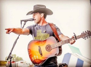 Be on the lookout for Aaron Watson's stolen guitar