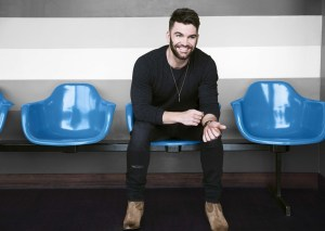 "Dylan Scott's romantically-charged single, ""My Girl"" bursts into the Top 20"