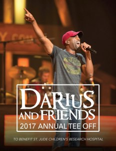 """Darius Rucker supports St. Jude Children's Research Hospital with eighth annual """"Darius and Friends"""" benefit concert"""