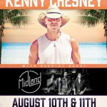 Kenny Chesney's Last Four in 2017