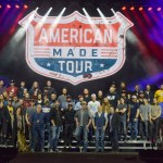 Lee Brice and Justin Moore bring triumphant 'American Made Tour' to close
