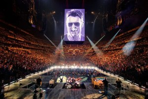 Eric Church Owns Bridgestone Arena + Sets Attendance Record w/ 18,996
