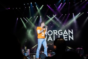 "Morgan Wallen charms country radio with ""The Way I Talk"""