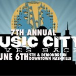 "Rodney Atkins taps Kip Moore to close 7th annual ""Music City Gives Back"" Concert 6/6"