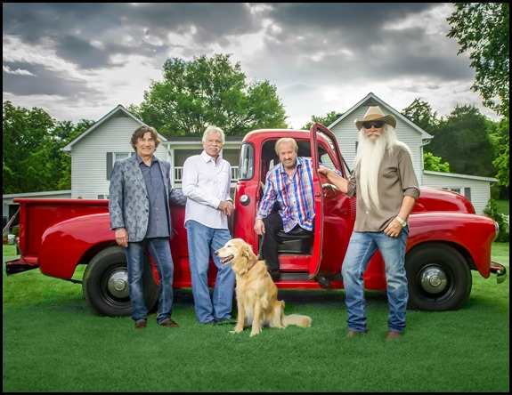 Oak Ridge Boys 21017