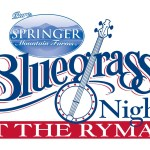 Springer Mountain Farms® Continues Sponsorship Of Bluegrass Nights At The Ryman Series