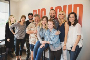 Big Loud Shirt Publishing re-signs Sarah Buxton and Rodney Clawson
