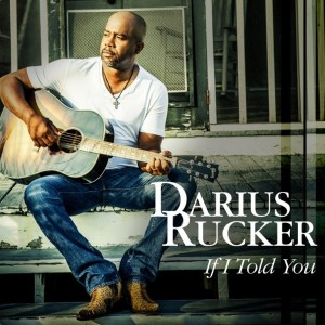 """Darius Rucker Scores Eighth No. 1 with """"If I Told You"""""""