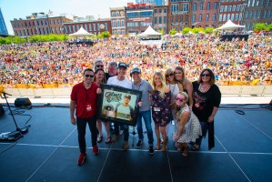 """Granger Smith's """"Backroad Song"""" certified RIAA Gold"""
