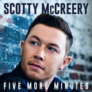 """Scotty McCreery takes """"Five More Minutes"""" to TV around the world this week"""