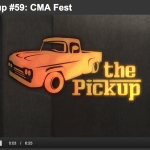 "Special CMA Fest episode of ""The Pickup"" takes a look at all the highlights and features Darius Rucker, Charlie Daniels, Ty Herndon and many more"