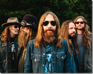 Blackberry Smoke / Maidstone, Kent UK / Shot by Rob Blackham / www.blackhamimages.com