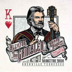 Music Icon Kenny Rogers Announces Star-Studded Concert In Nashville Celebrating 60-Year Career